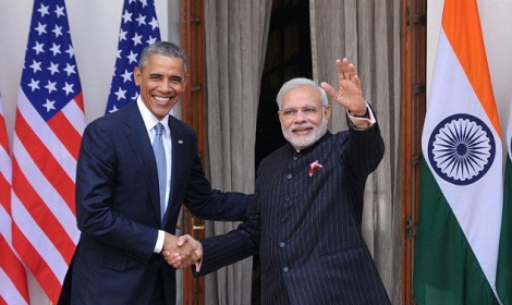 India-Anzug
