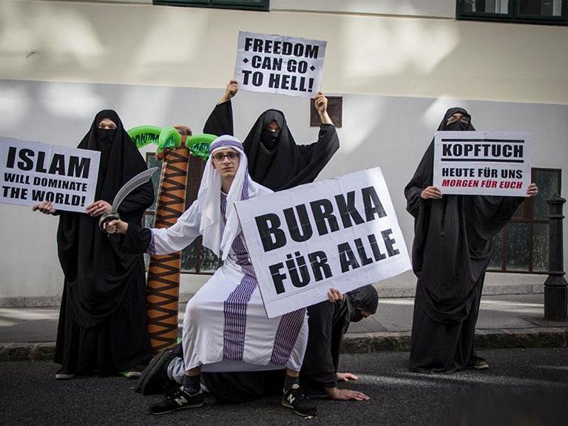 demo-burka