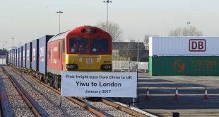 Zug-Von-China-London