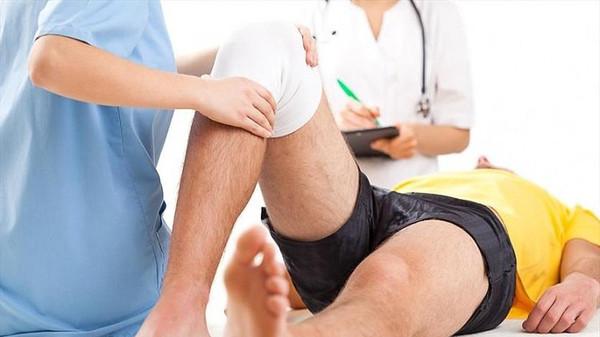 Knie-Krankheit
