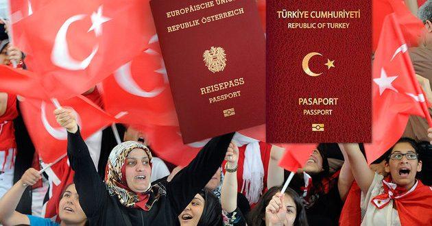 تقرير – البوسنيين الأكثر حصولا على الجنسية النمساوية فى عام 2017 ؟