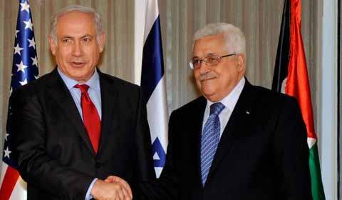 Benjamin-Netanyahu-Mahmoud-