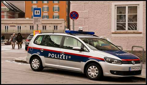 Innsbruck-Unfall