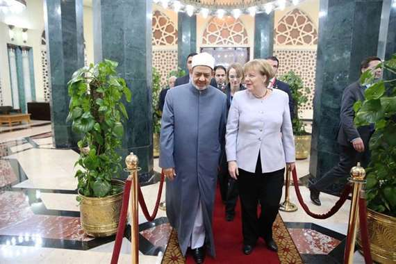 Merkel-Ahmadaltayeb