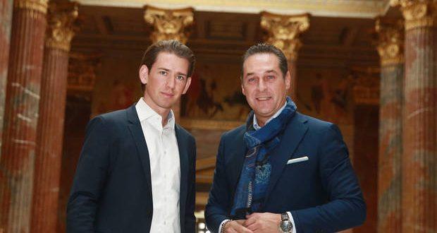 بين عشية وضحاها زلزال سياسي يُنهي الحكومة الإتلافية النمساوية