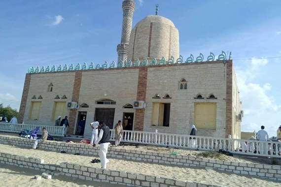 Al3arish-Moschee