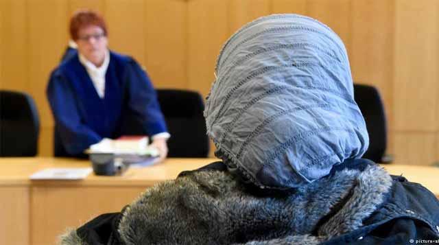 Deutschland-Gerichthof
