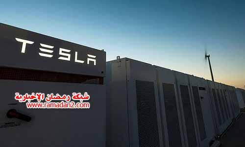 Tesla-Batarei