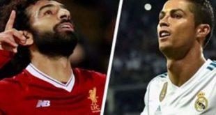 Salah-Ronaldo
