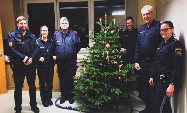 Salzburg-Polizei
