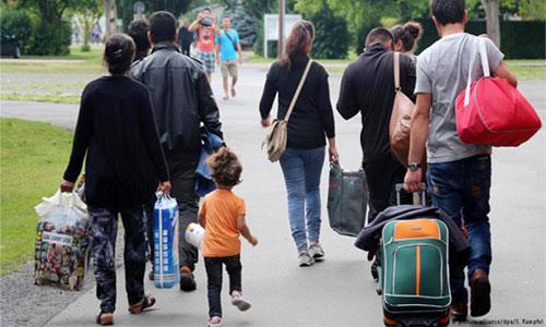الحكومة الألمانية توافق على استقبال 10 آلاف لاجئ أخرى من أفريقيا والشرق الأوسط