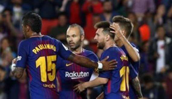 مفاجأة.. نجم برشلونة يشتري ناديًا بالدوري الإسباني