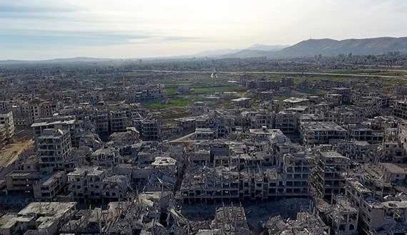 ذهبت لزيارة والديها فعادت ولم تجد منزلها.. قصة سيدة استولى الأسد على بيتها.. و6 ملايين مهددين بنفس المصير