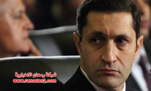 Eg-Presdient-alaa.Mobarak