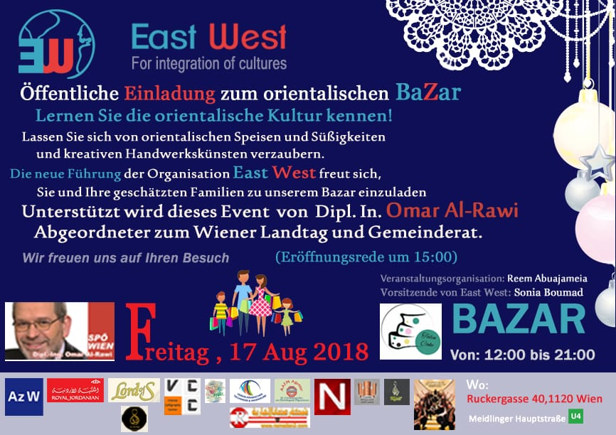 Bazzar-Ost-West
