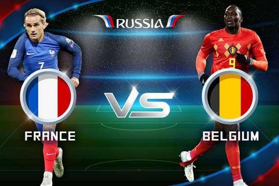 Frankreich-Belgium