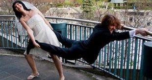 Hochzeit-Weg