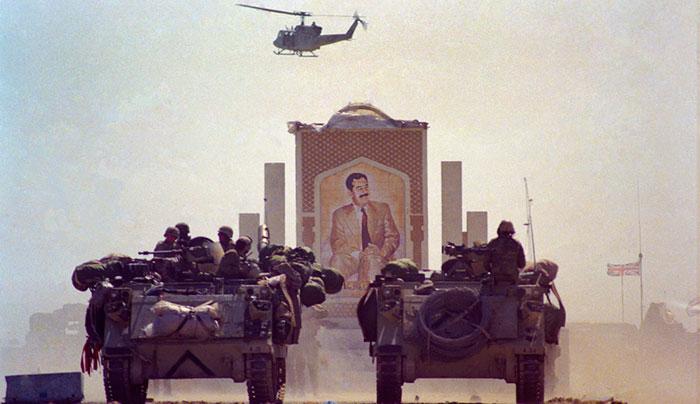 Irak-Kawat