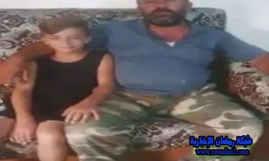 بالفيديو – مجرم اعترف باغتصاب 15 طفل وما هو أفظع والقضاء أطلق سراحه في سوريا