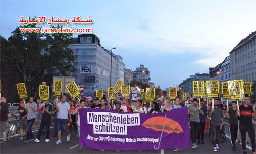 Demo-gegen-Azyel-Poltik-ind