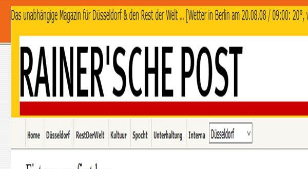 صحيفة راينيشه بوست – ألمانيا استقبلت نحو 11 ألف لاجئ عبر برامج إعادة التوطين