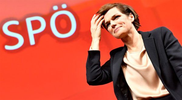 """قيادة الحزب الأشتراكى الديمقراطى النمساوى """"SPÖ""""تعقد اجتماعاّ لمناقشة ضخ دماء جديدة في الحزب"""
