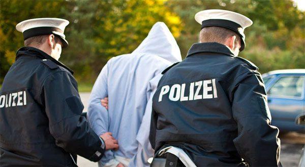 """بالفيديو – منذ قليل ألمانيا تحبط مخطط هجوم إرهابي فى برلين ..والمشتبه به سوري """"متطرف"""""""