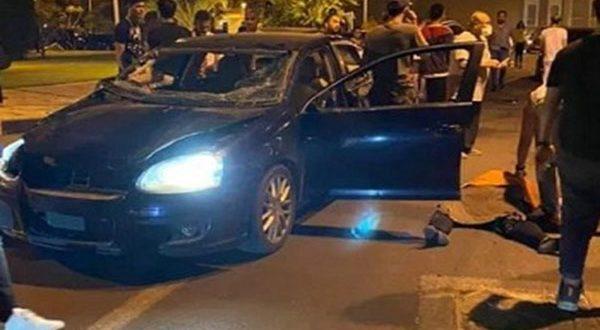 مصرع فتاة في واقعة «الدهس» بالقاهرة الجديدة.. والقبض على سائق السيارة بعد هروبه