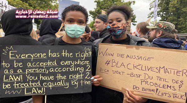 مظاهرات أمريكا اليومية.. عنف متجدد وتضامن عالمي ضد العنصرية