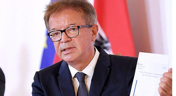 وزير الصحة النمساوى استقرار الوضع الصحي بعد ارتفاع عدد الاصابات بـ كورونا