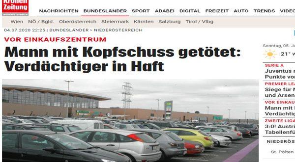 فى مقاطعة النمسا السفلى مقتل طالب لجوء برصاصة في الرأس