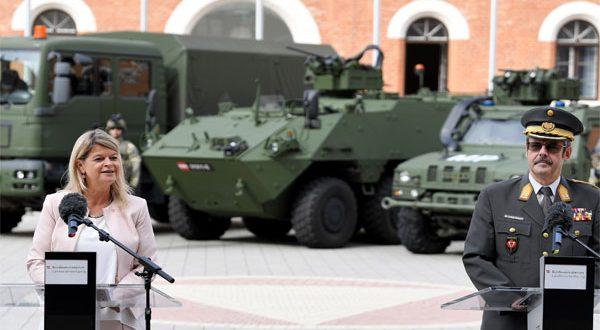 وزيرة الدفاع النمساوية: 200 مليون يورو إضافية لتحديث التسليح
