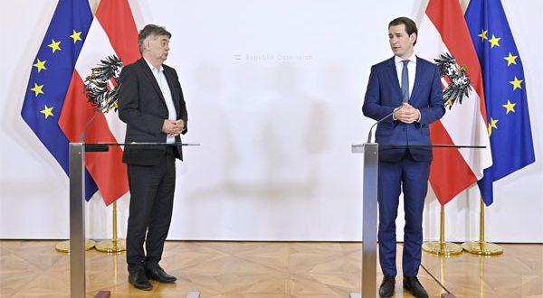 إجراءات إضافية جديدة فى النمسا لمنع زيادة أعداد الإصابات بفيروس كورونا