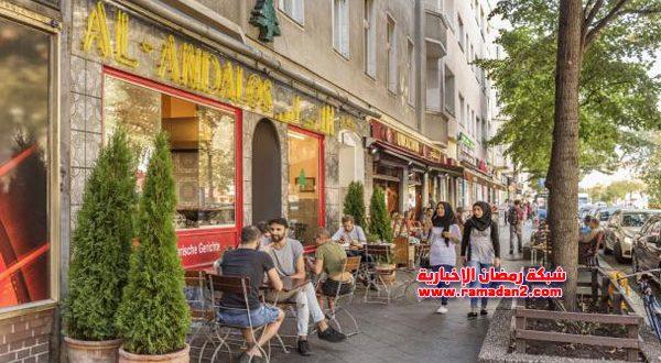 بالفيديو – تعرف على شارع العرب وحي نويكولن فى مدينة برلين الألمانية