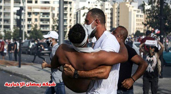 بالصور والفيديو بيروت تشتعل.. الحصيلة قتيل و117 إصابة إثر إشتباكات فى كل بيروت