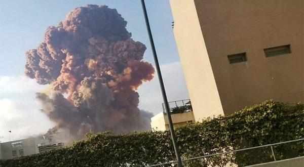 هيروشيما بيروت من الفاعل – حزب الله أم إسرائيل أم إهمال حكومي كارثي؟