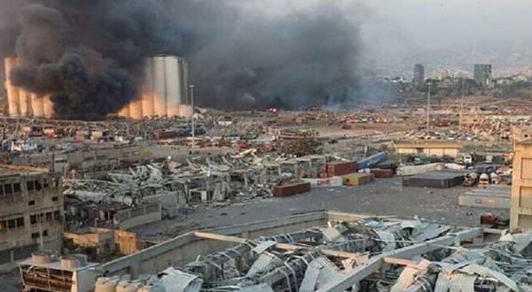يحاولون تضميد جراجها – دول ومنظمات تهرع إلى مساعدة لبنان بعد الإنفجار الذى ضرب العاصمة