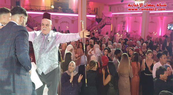 بالصور والفيديو – حفل زفاف أسطوري لـ أسماء محمد بحرى على المهندس رامى عبدالعال