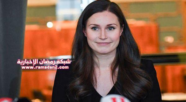 بالصور بعد قصة حب أستمرت 16 عاماً.. أصغر رئيسة وزراء في العالم تحتفل بزفافها من لاعب كرة سابق