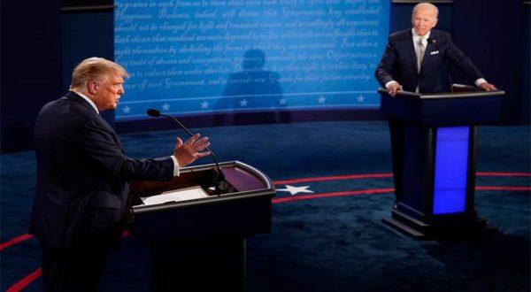 مترجم: بين ترامب وبايدن.. من حسم المناظرة الأخيرة قبل الانتخابات؟
