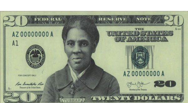 قصة امرأة قد تصبح أول سمراء توضع صورها على نقود أميركية فئة الـ 20 دولار
