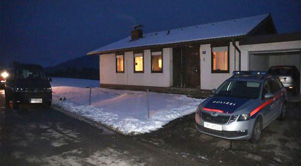 بالصور – رجل يقتل زوجته طعنا في ولاية النمسا العليا